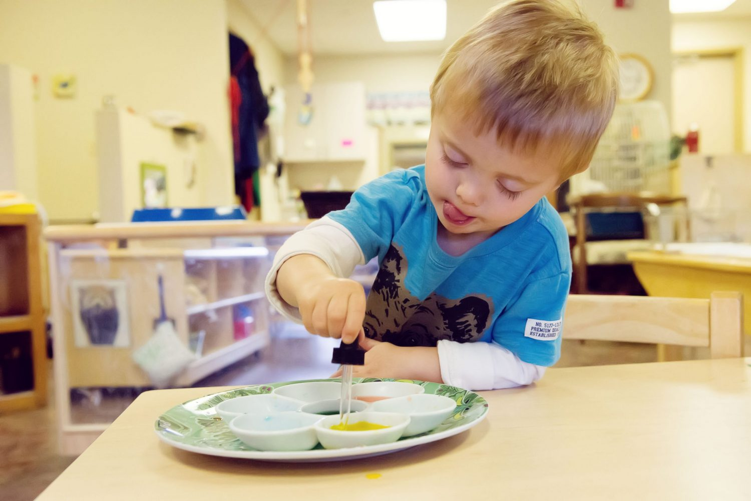 Toddler Program, Montessori Private School, Arlington TX